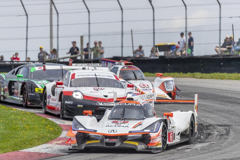 Download IMSA: May 06 Acura Sports Car Challenge Editorial Photo   Image Of  Weathertech,
