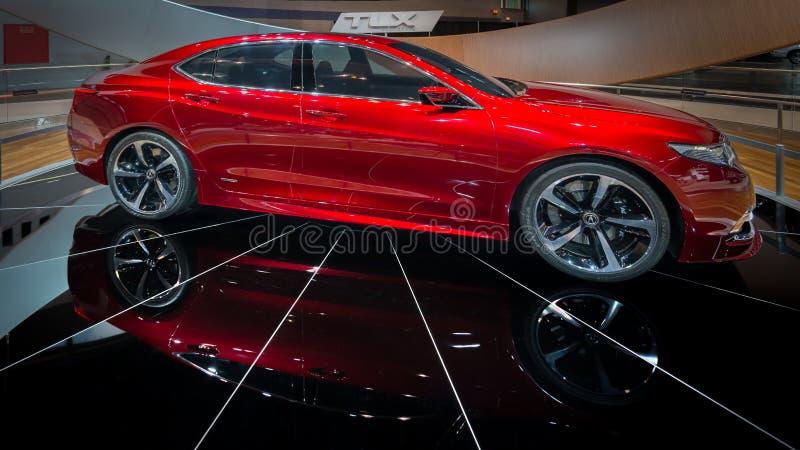 Acura 2014 telex fotografie stock