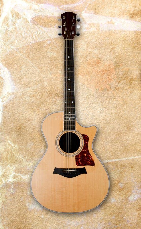 acustic гитара стоковое изображение