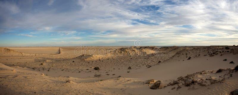 Ad Dakhla, south Morocco royalty free stock photos