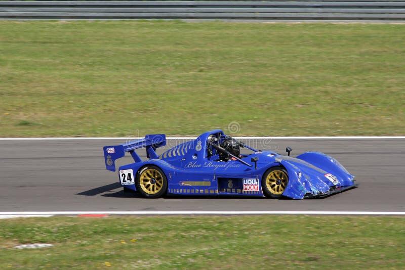 ADAC-Lastbil-tusen dollar-Prix Nürburgring royaltyfri foto