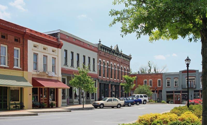 Adairsville Georgia foto de archivo