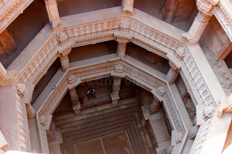 Adalajstap goed, Ahmedabad, Gujarat, India royalty-vrije stock foto