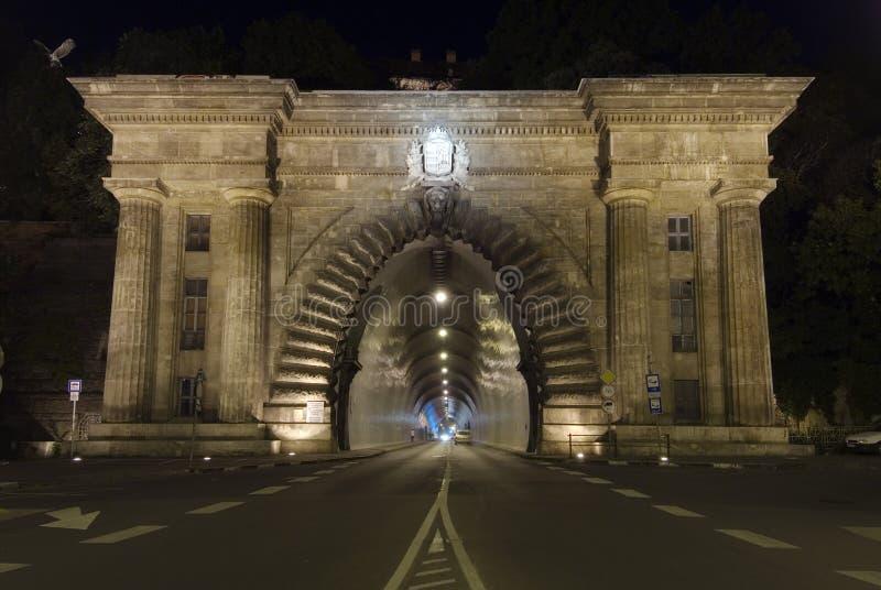 Download Adam Clark Tunnel stock image. Image of urban, light, stone - 6722797