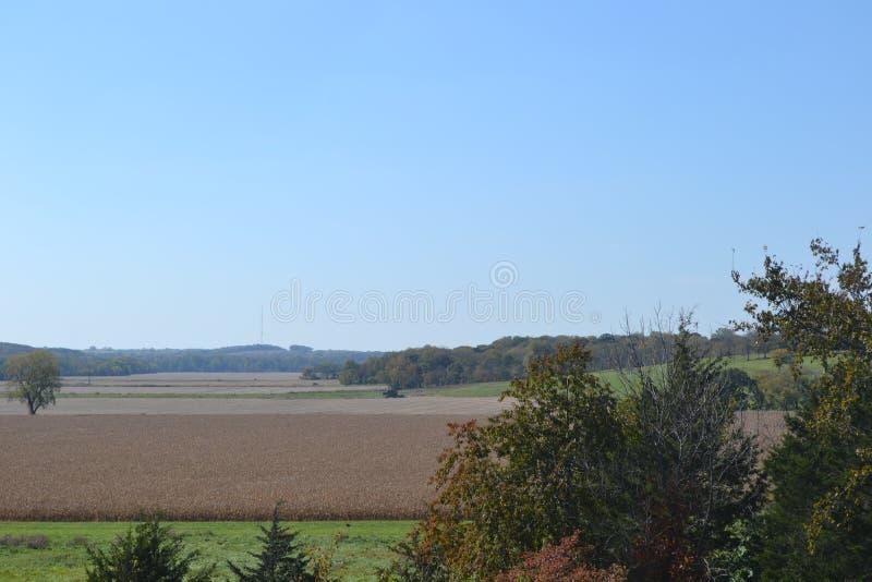 Adam-ondi-Ahman la contea di Daviess Missouri fotografie stock