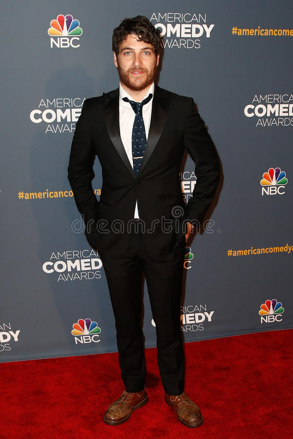 Adam Pally stock foto
