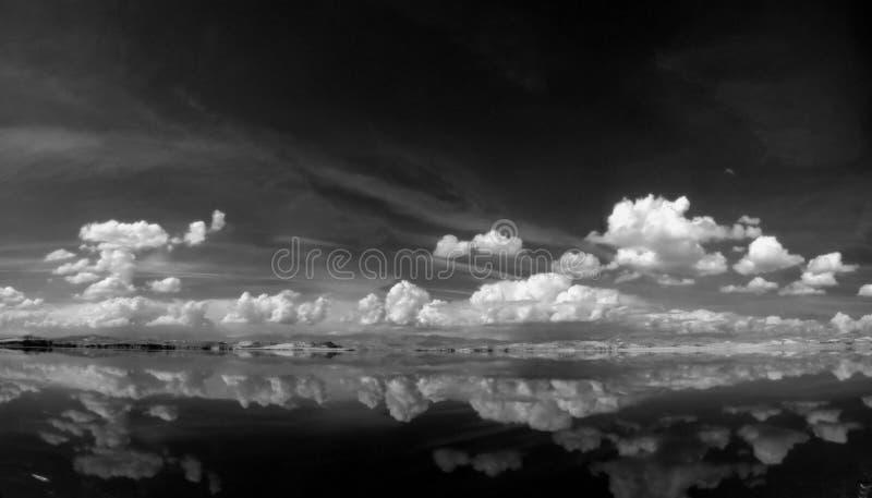 Adana infrared Panoramiczna fotografia zdjęcia stock