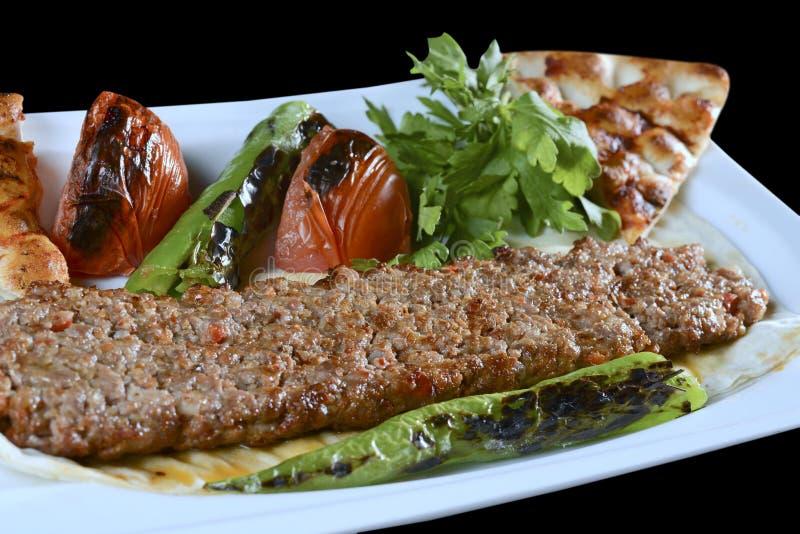 Adana Kebab obraz stock