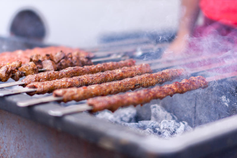 Adana Kebab stock photos