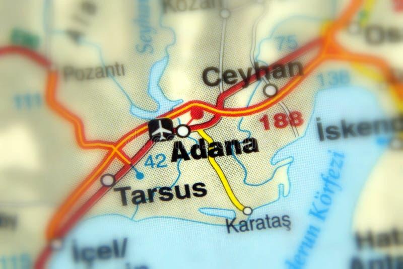 Adana Turcja, Azja, - obraz royalty free