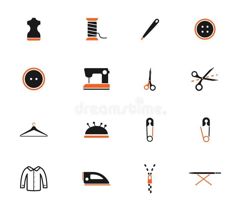Adaptación simplemente de iconos stock de ilustración
