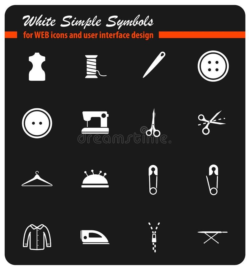 Adaptación simplemente de iconos libre illustration