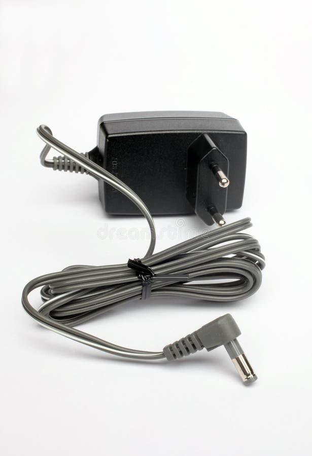 Adaptador da energia elétrica fotos de stock royalty free