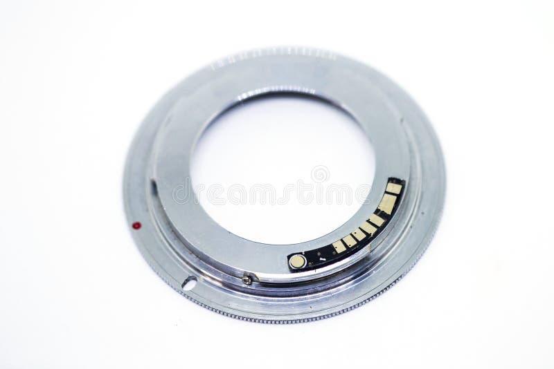 Adapter für Canon-Kameras lizenzfreie stockbilder