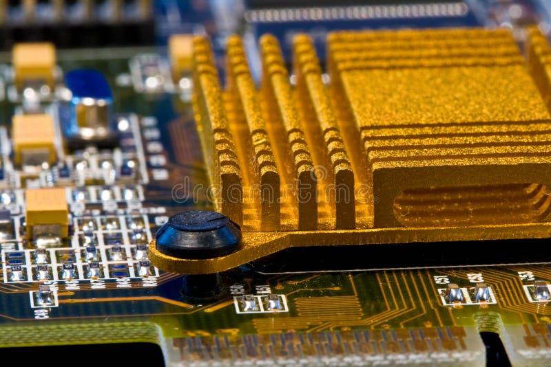 adapterkortvideo royaltyfri fotografi
