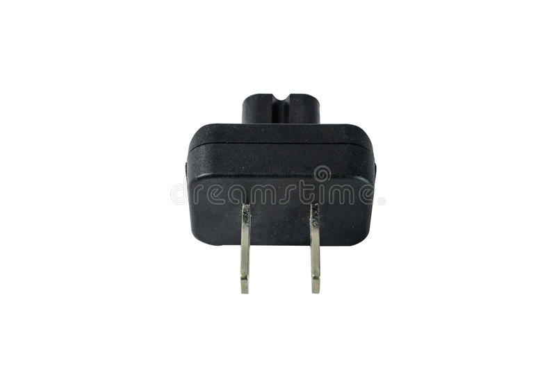 Adaptor. Adapter adaptor connected connection connector stock images