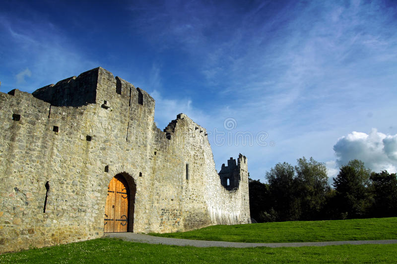 Download Adare Castle Co. Limerick Ireland Stock Image - Image: 21052401