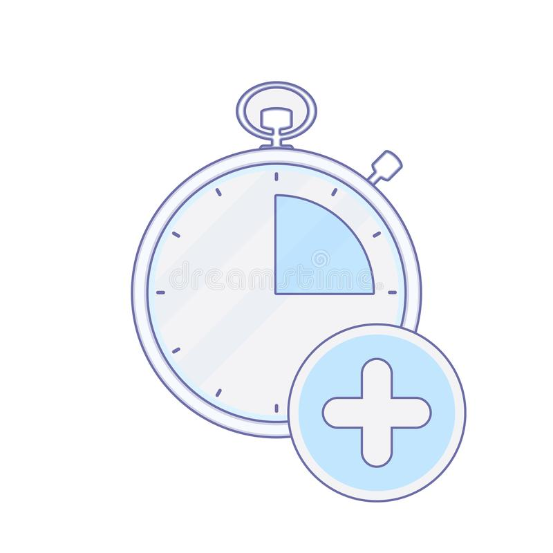 Add alarm clock hour minute time timer icon stock vector download add alarm clock hour minute time timer icon stock vector illustration of measurement publicscrutiny Image collections