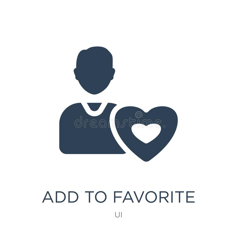 add to favorite icon in trendy design style. add to favorite icon isolated on white background. add to favorite vector icon simple vector illustration