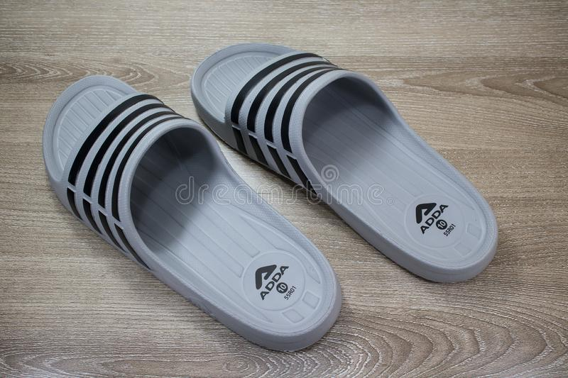 ADDA Shoe, Product of thailand stock photo