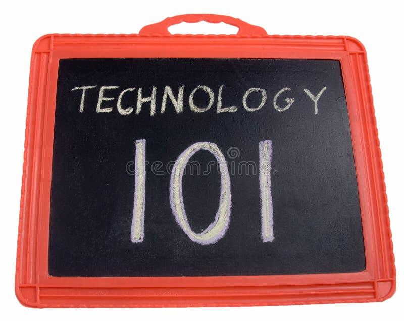 Addestramento di tecnologia immagine stock