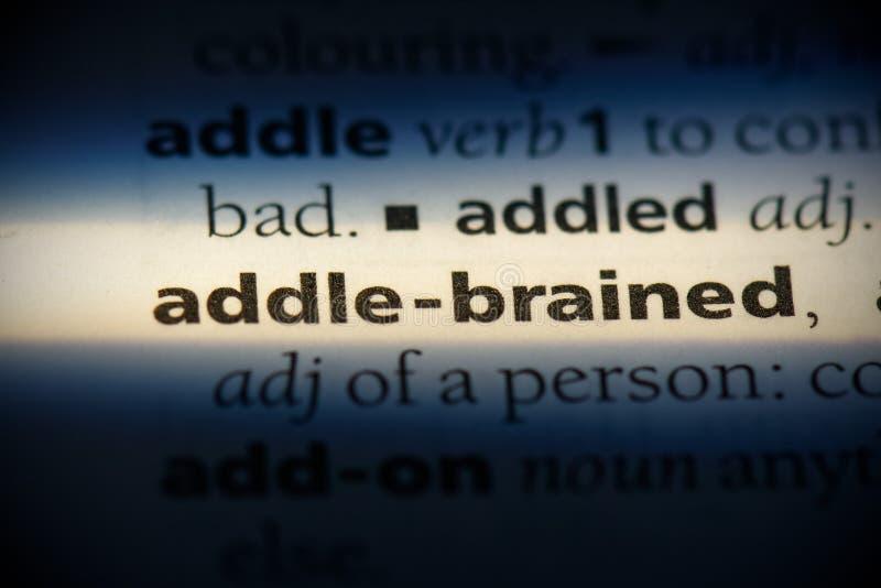 Addle-braed royaltyfria foton