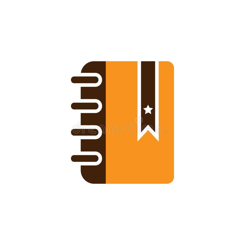 Address, blogging icon. Element of Web Optimization icon for mobile concept and web apps. Detailed Address, blogging icon can be. Used for web and mobile on stock illustration