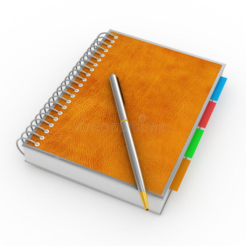 Download Address book icon stock illustration. Image of organizer - 13317362
