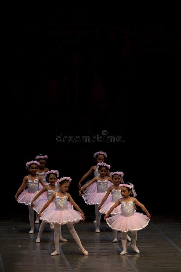 Ade Rayanti Ballet Performance royalty-vrije stock afbeeldingen