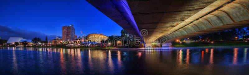 Adelaide śródmieście fotografia stock