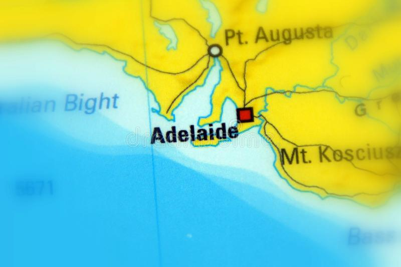 adelaide Австралия южная стоковое фото