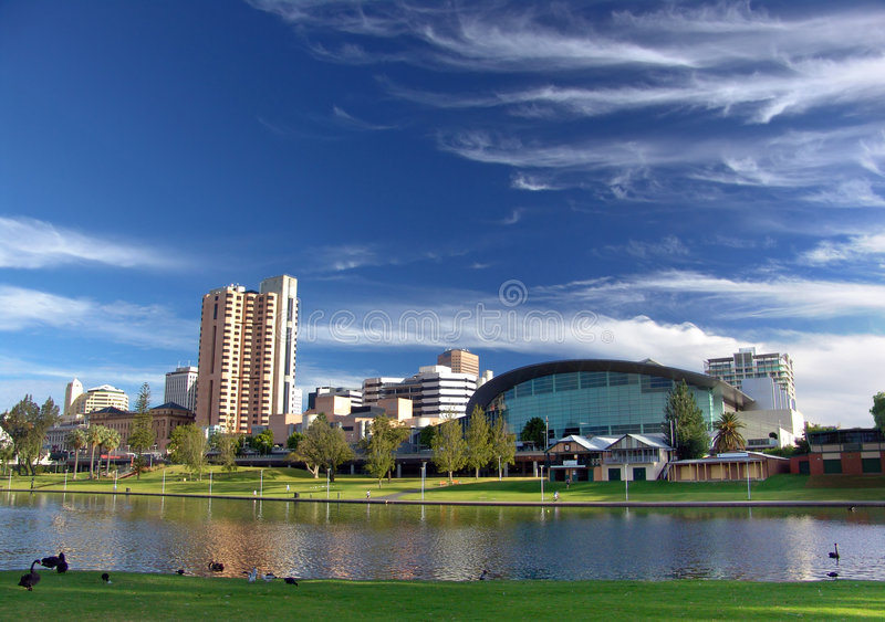 Adelaide Fotografia Stock