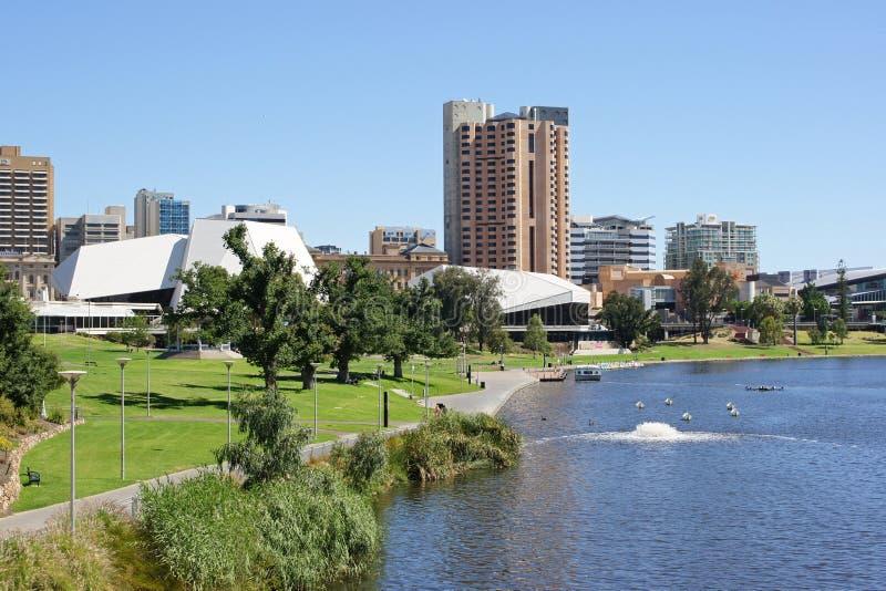 Adelaide, Australië royalty-vrije stock afbeelding