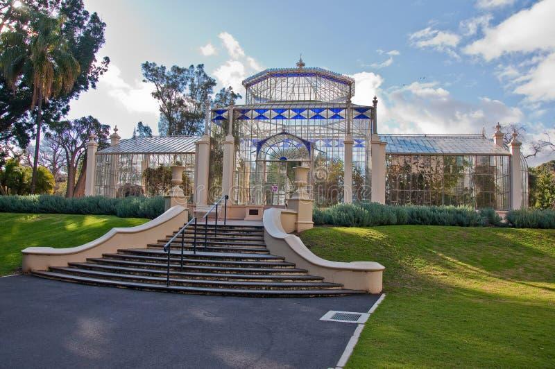 Adelaide-botanischer Garten stockfotografie