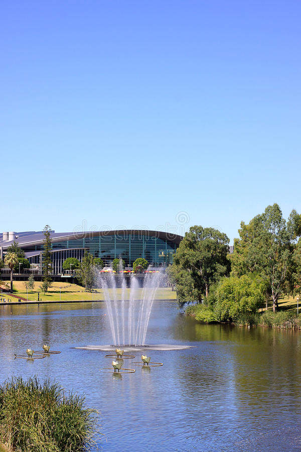 Download Adelaide Convention Centre, Australia Royalty Free Stock Images - Image: 17005879