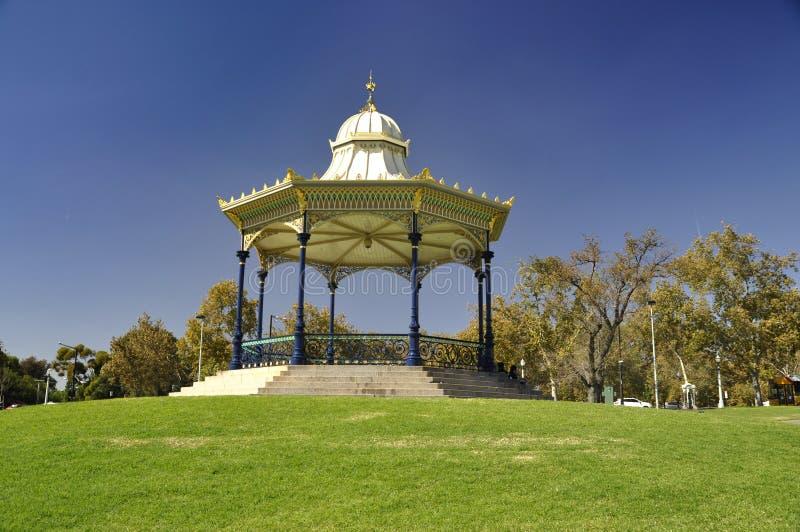Adelaide Elder Park foto de stock royalty free