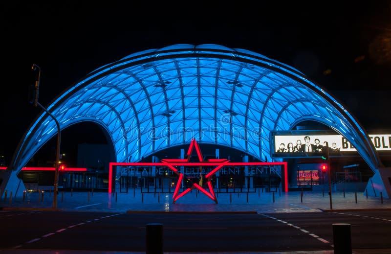 Adelaide Entertainment Centre stockfotografie