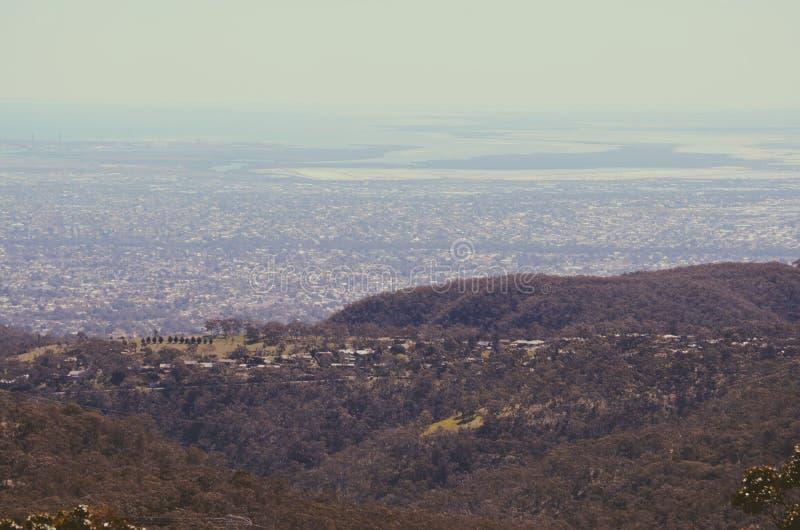 Adelaide Hills stock fotografie