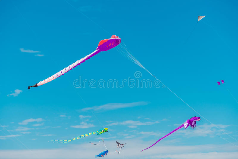 Adelaide International Kite Festival foto de stock