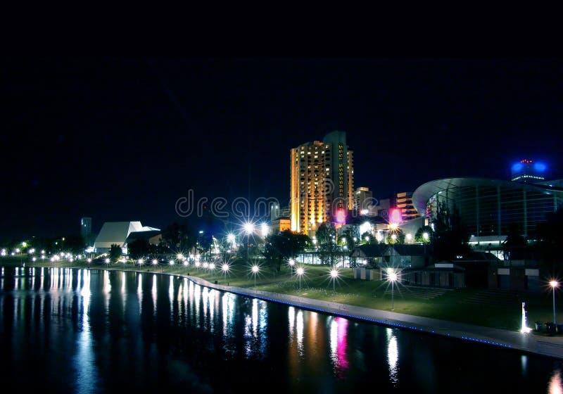Adelaide Stad stock foto