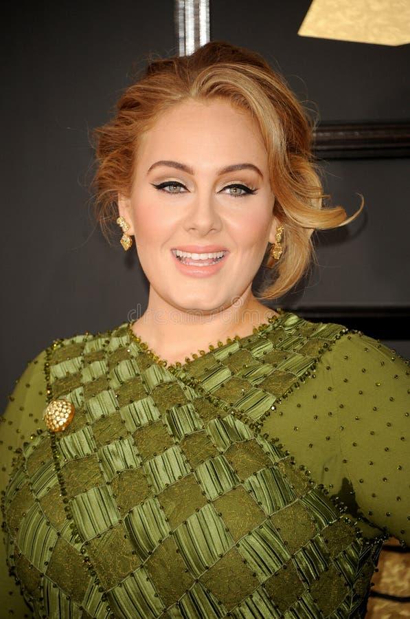 Adele στοκ εικόνες