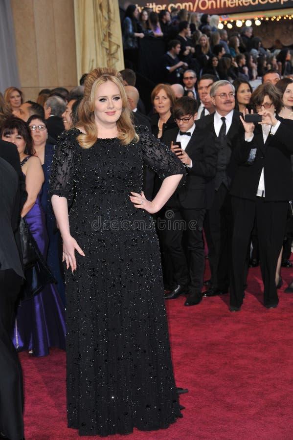 Adele royalty-vrije stock afbeeldingen
