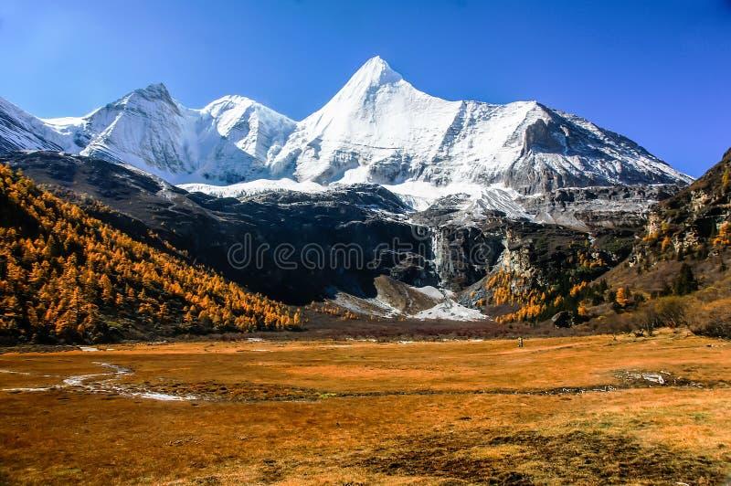 Aden-Berge in China stockbild
