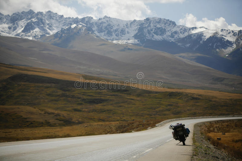 Download Adenture Motorcycling Stock Photos - Image: 14370683