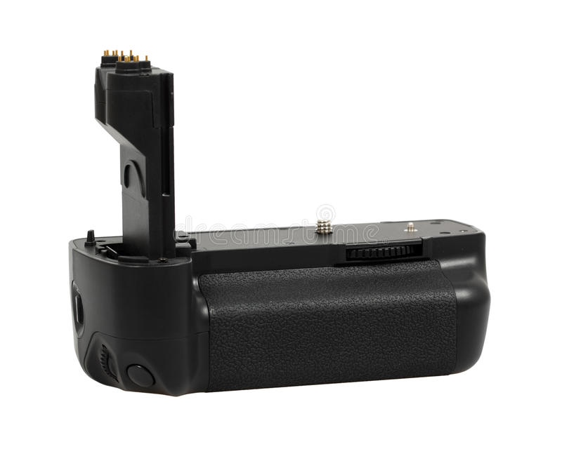 Adhérence de batterie images stock