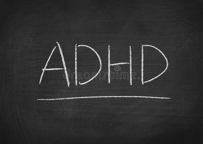 ADHD obraz stock