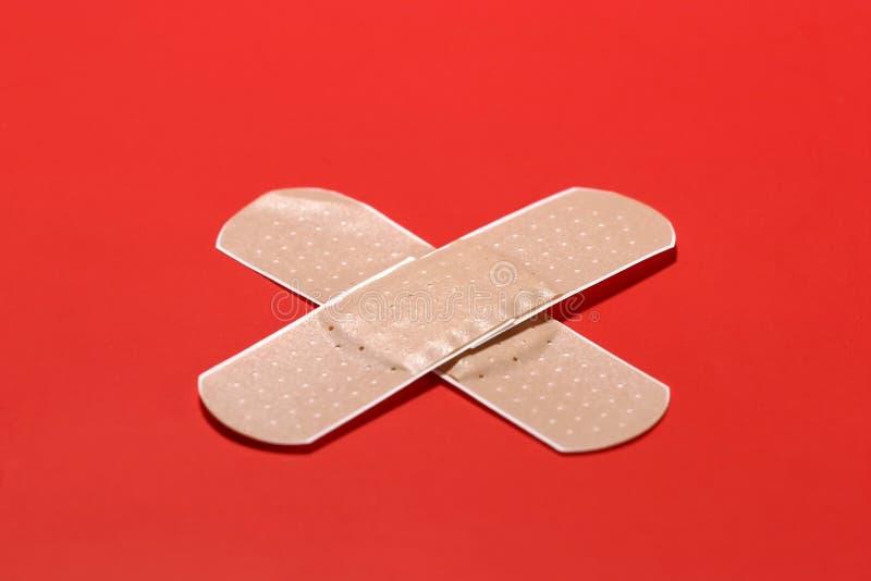 Download Adhesive Bandage stock photo. Image of medicine, cross - 120180