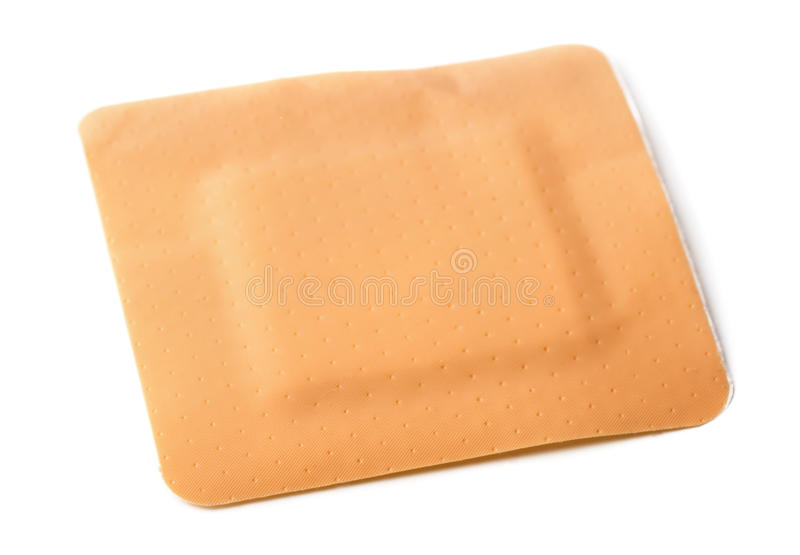 Download Adhesive bandage stock image. Image of healthcare, brown - 23954389