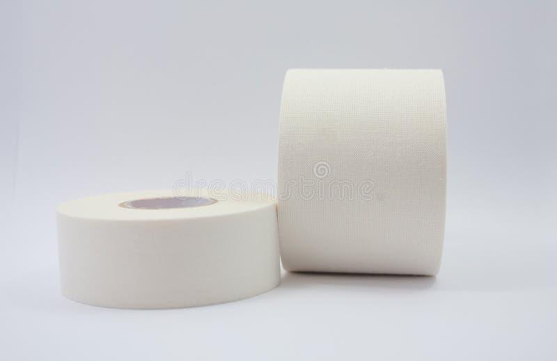 adhesive medicinskt band arkivbilder