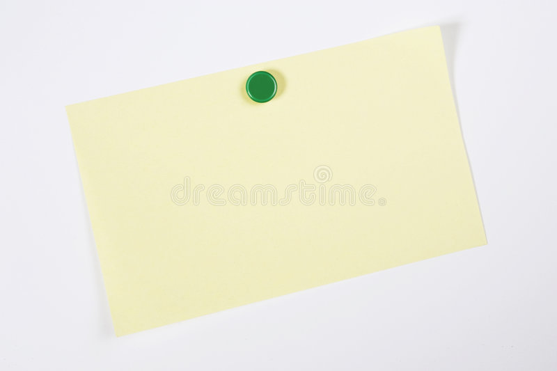 Download Adhesive Note Royalty Free Stock Photography - Image: 6766717